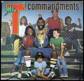 Mr. T. - The A Team