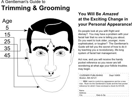 The Gentleman's Guide to Trimming & Grooming