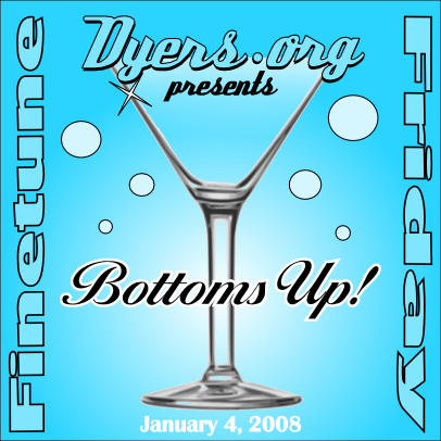 FineTune Friday Announcement: January 2008: Bottoms Up!