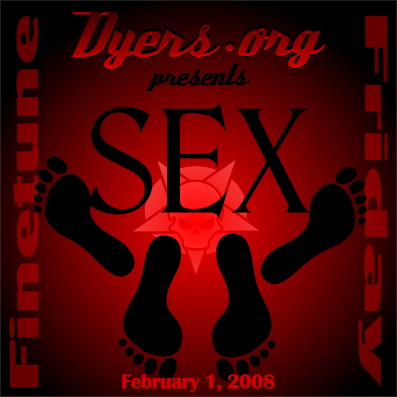 FineTune Friday Announcement: February 2008: SEX