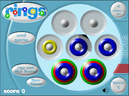 Rings screenshot