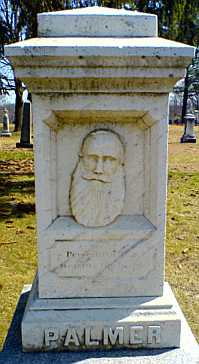 Joseph Palmer: Persecuted For Wearing The Beard